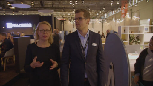 Immersive 3D Experience for Palmberg (Orgatec 2018) Making Of 0-56 screenshot